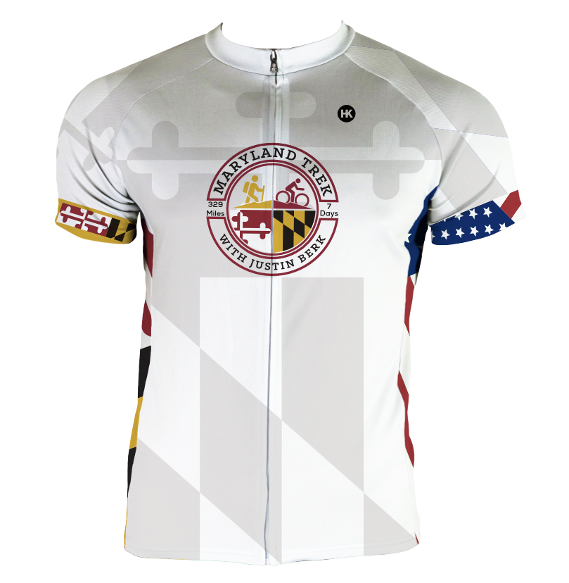 Special Edition Maryland Trek Jersey